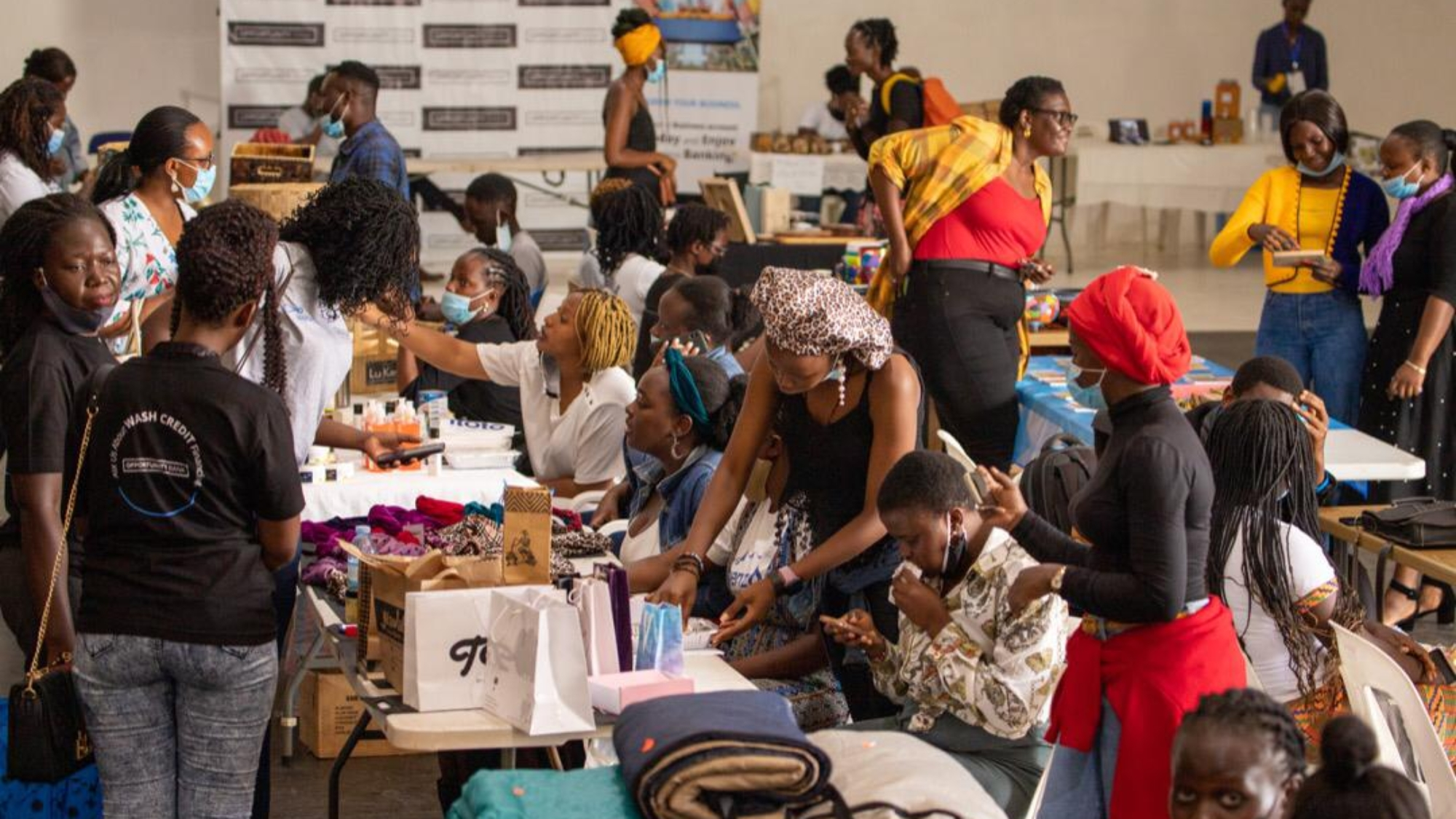 Omwoleso Offering More Than A Marketplace To Creatives