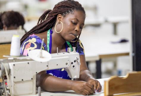 Bavuga's Fashion Business Bounces Back After Skilling
