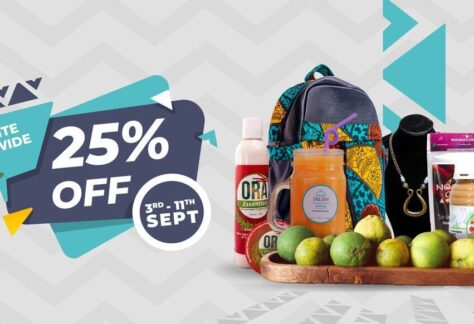 Save with 25 percent off all your favorite products.